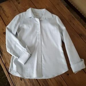 Banana Republic cotton Button down size M